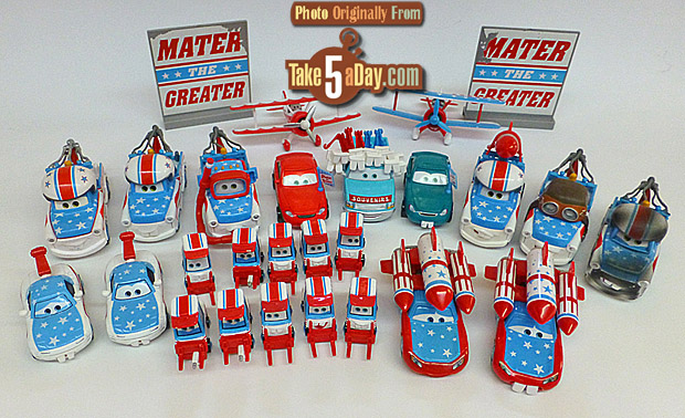 Mattel Disney Pixar Toon: Bucky Brakedust Coming …